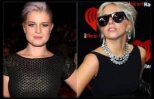 קלי אוסברון מתנגחת במעריצים של גאגא, ליידי גאגא מגיבה/ נטע-לי שיטה