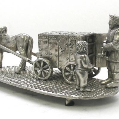 Avi Binur Sculpture 3