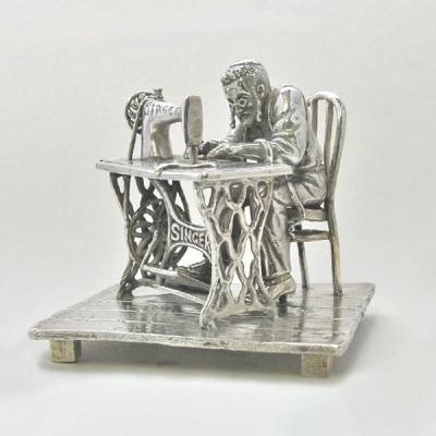 Avi Binur Sculpture 10
