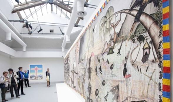 תערוכת המשנה המורבידית של סינדי שרמן בוונציה/גליה יהב