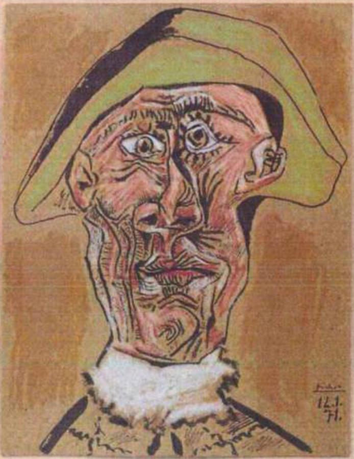 ייתכן כי נמצאו שרידיהם של 7 ציורים גנובים בהם של פיקאסו, מאטיס ומונה בתנור ביתי בכפר ברומניה