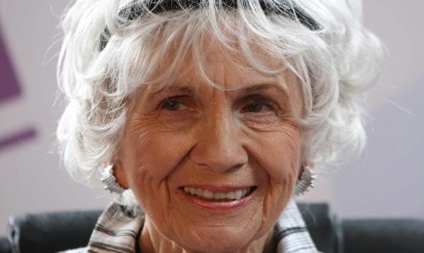 אליס מונרו היא הזוכה בפרס נובל לספרות /מיה סלע