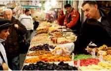 בשוק מחנה יהודה יש סלים מלאים בטוב לב/אטה פרינס גינסון