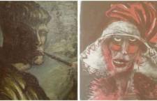 דיווח בגרמניה: שתי יצירות שנגנבו על ידי הנאצים נמצאו בבונדסטאג/אי-פי, רויטרס
