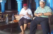 """תוניסיה לובשת חג: ל""""ג בעומר בחסות הממשלה/אסף גבור"""
