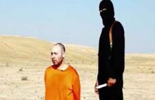 """""""הישראלית שפגשה את העיתונאי שנרצח: """"סטיבן כל הזמן נכנס לגוב האריות"""